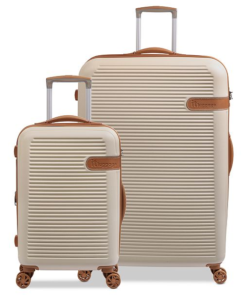 1cdf953d9 it Luggage Valiant Hardside Spinner Collection & Reviews - Luggage ...
