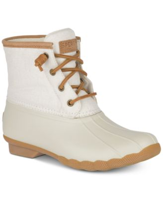 Sperry Women's Duck Booties
