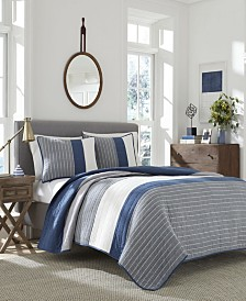 Nautica Swale Bedding Collection