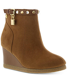 Michael Kors Little & Big Girls Cara Mercer Booties