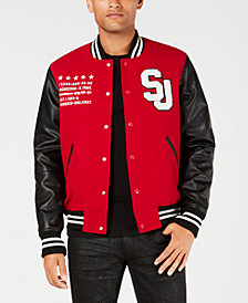 Sean John Men's Varsity Jacket