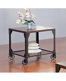Benelleie End Table, Quick Ship