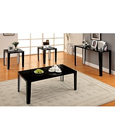 Johnsey Coffee Table Set, Quick Ship
