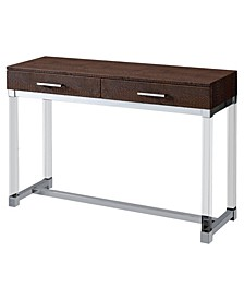 Romano Brown Sofa Table