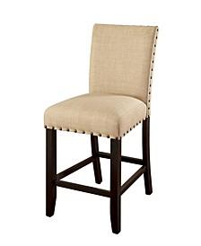 Boelin Upholstered Pub Chair (Set of 2)