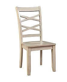 Hannon Dining Chair (Set Of 2), Quick Ship