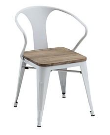 Letron Side Chair (Set Of 2), Quick Ship