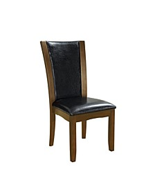 Waverly Dark Cherry Side Chair (Set of 2)