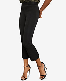 BCBGMAXAZRIA Flared Leggings