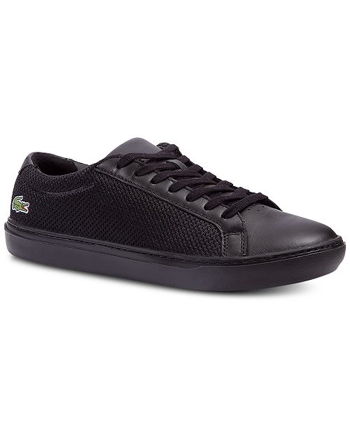 30089dc873805a Lacoste Men s L.12.12 Lightweight 318 3 Sneakers   Reviews - All ...