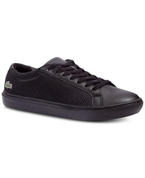 38864189bb1d3 Lacoste Men s L.12.12 Lightweight 318 3 Sneakers   Reviews - All ...