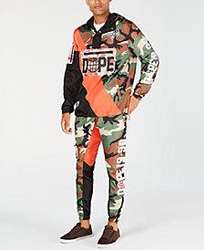 DOPE Gamesman Anorak Jacket & Jogger Pants