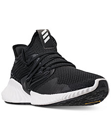 adidas Men's AlphaBounce Instinct Clima Running Sneakers from Finish Line