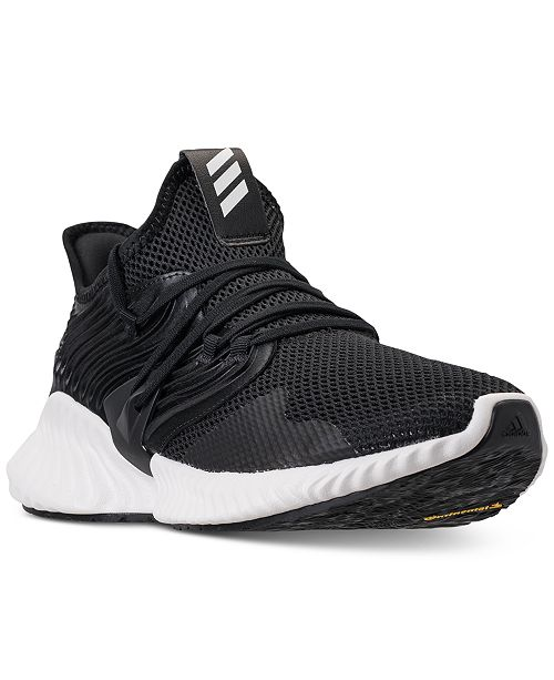 e80de55069b2 ... adidas Men s AlphaBounce Instinct Clima Running Sneakers from Finish ...