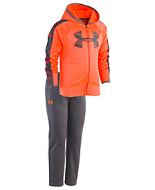 Under Armour Little Boys 2-Pc. Trave Hoodie & Pants Set