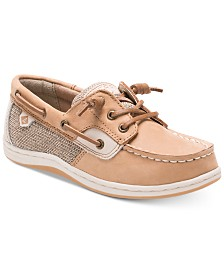 Sperry Little & Big Girls Songfish Boat Shoes