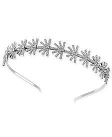I.N.C. Crystal Burst Headband, Created for Macy's