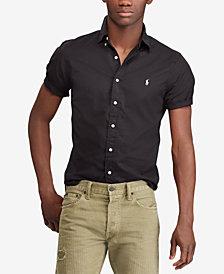 Polo Ralph Lauren Men's Classic Fit Twill Cotton Shirt
