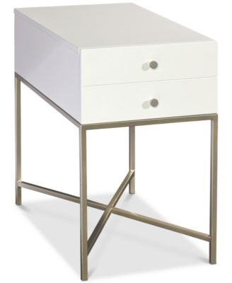 Delano Rectangular Chairside Table