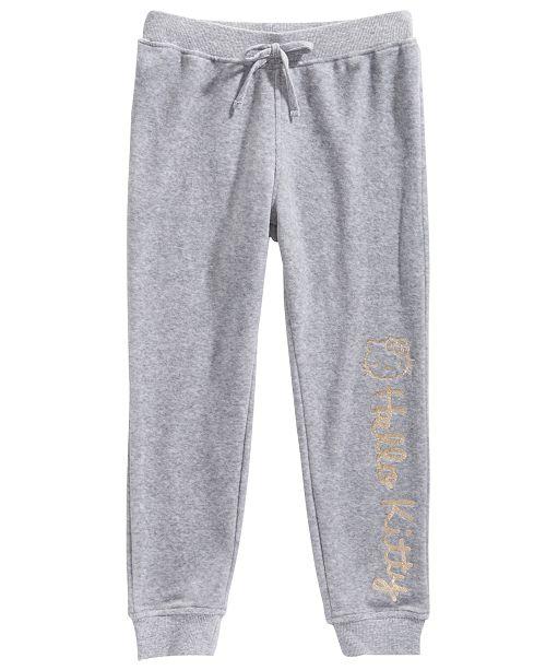 846aebd91 Hello Kitty Little Girls Jogger Pants & Reviews - Leggings & Pants ...