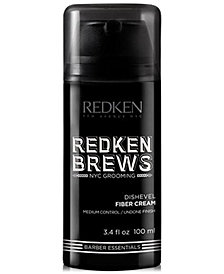Redken Brews Dishevel Fiber Cream, 3.4-oz., from PUREBEAUTY Salon & Spa