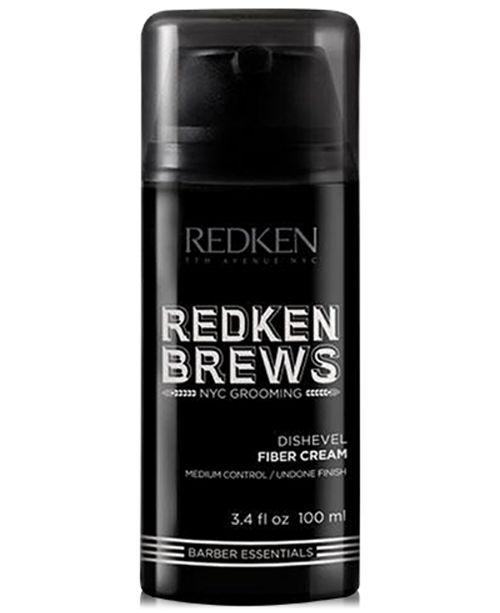 Redken Brews Dishevel Fiber Cream, 3.4-oz., from PUREBEAUTY Salon & Spa