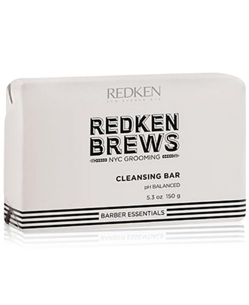Redken Brews Cleansing Bar, 5.3-oz., from PUREBEAUTY Salon & Spa