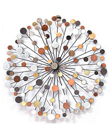 Stratton Home Decor Multi-Colored Starburst Wall Decor