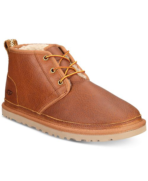 Ugg 174 Men S Neumel Chukka Boots All Men S Shoes Men