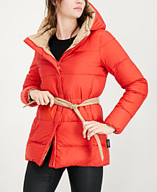 Weekend Max Mara Reversible Samuele Hooded Puffer Jacket