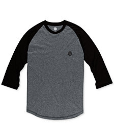 Element Men's Baseball Raglan T-Shirt