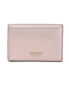 kate spade new york Gabe Saffiano Leather Wallet
