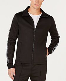 Michael Kors Men's Logo Track Jacket