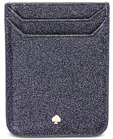 kate spade new york Tech Accessories Glitter Double Sticker Pocket