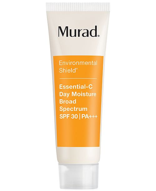 Murad Environmental Shield Essential-C Day Moisture Broad Spectrum SPF 30 | PA+++, 0.7-oz.