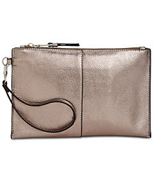 I.N.C. Glam Lucido Party Wristlet Clutch, Created for Macy's