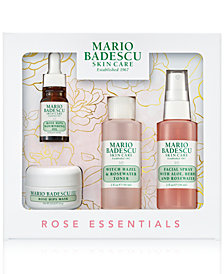 Mario Badescu 4-Pc. Rose Essentials Set