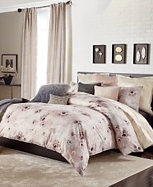 Michael Aram Anemone King Duvet Cover