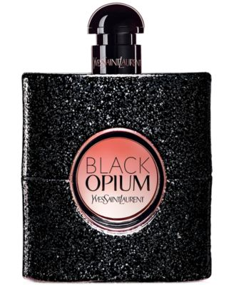Yves Saint Laurent Black Opium Eau de Parfum Spray, 3-oz