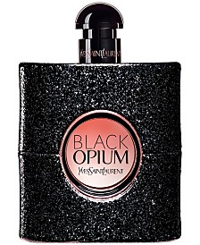 Yves Saint Laurent Black Opium Eau de Parfum Spray, 3-oz