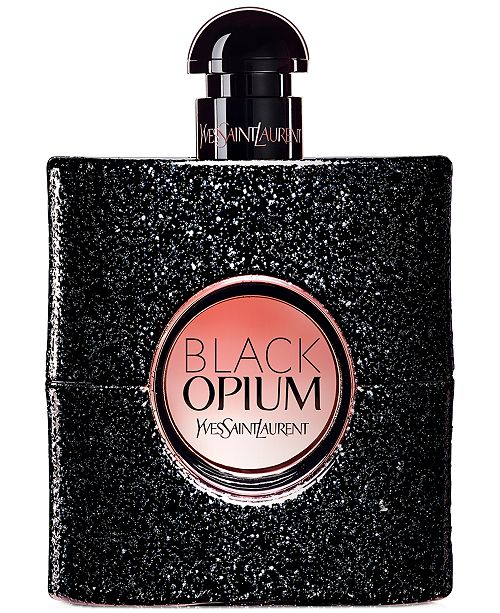43738ec68a0 Yves Saint Laurent Black Opium Eau de Parfum Spray, 3-oz & Reviews ...
