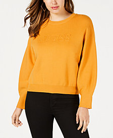 GUESS Audrey Logo Sweater
