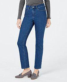 Charter Club Lexington Curvy Straight-Leg Jeans, Created for Macy's