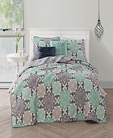 Greer 5-Pc. Quilt Sets