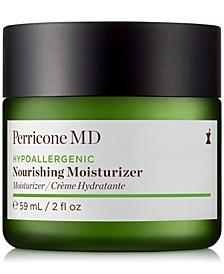 Hypoallergenic Nourishing Moisturizer, 2-oz.