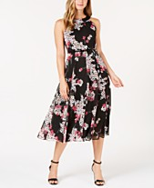 black midi dress - Shop for and Buy black midi dress Online - Macy s 8e247dc68