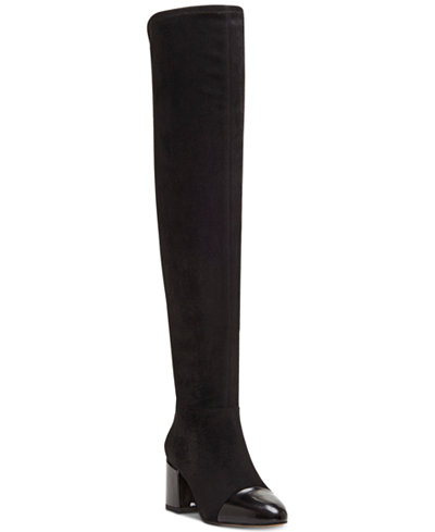 I.N.C. Women's Alvita Over-The-Knee Boots, Created for Macy's