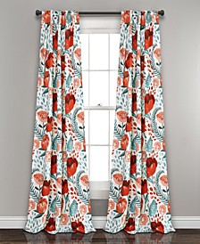 Poppy Garden Curtain Collection