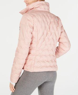 c30b518e96 Holladown Cross-Stitch Puffer Jacket