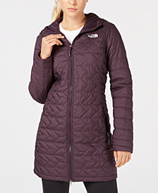 The North Face Tamburello Quilted Water-Repellent Parka